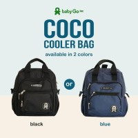BABYGO INC COCO MINI COOLER BAG - TAS ASI SLING BACKPACK BABYGOINC