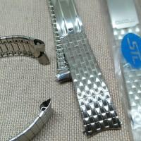 Rantai Seiko Original NOS lug 18mm bracelet rantai jamtangan antik ori