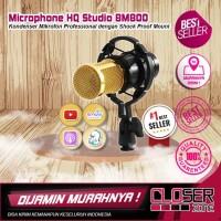 Taffware MIc Microphone Condenser - BM800 - BM-800