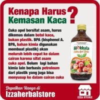 CUKA APEL BATU manfaat cuka apel
