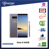 Samsung Galaxy Note 8 Full Set Preloved Smartphone