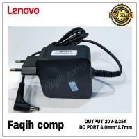 Adaptor Adapter Charger Laptop Lenovo Ideapad 110 110-14AST 110-14IBR