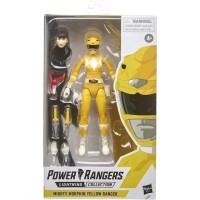 Power Rangers Yellow Ranger Mmpr Hasbro Lightning Collection