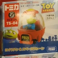 Tomica Toy Story 4 Alien