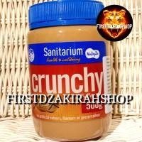 sanitarium crunchy peanut butter 500gr