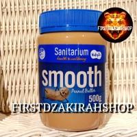 sanitarium smooth peanut butter 500gr
