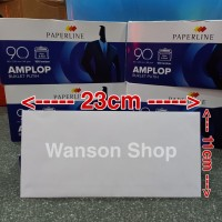 AMPLOP PAPERLINE 90 POLOS / ENVELOPE 90 PPS POLOS
