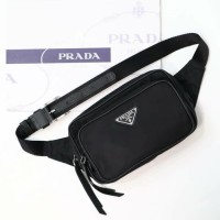 Prada tas Waistbag wanita kecil bag nylon of prada waist bag original