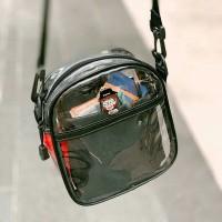 Tas Transparan Squak Bag Termurah Sling Bag See Tru Bag