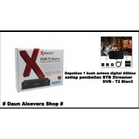 [XTREAMER] BIEN 3 Set Top Box DVB-T2 and Media Player - Black