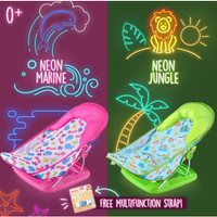 Baby Bather IMUNDEX NEON Edition (Limited Edition 2020) + Free Strap - Neon Marine