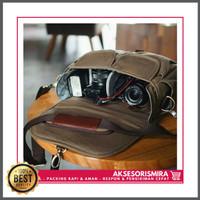 Tas Kamera DSLR SATCHEL Ninenine Vintage Fashionable