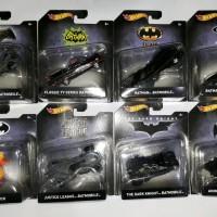 Hot Wheels Batman Batmobile Series Banding 50 Assortment Vehicles S