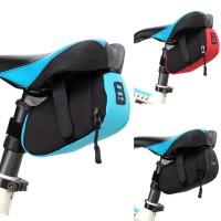 Tas Sadel Sepeda Anti Air Premium
