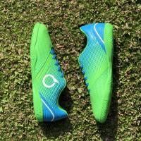 Sepatu Futsal Ortuseight Genesis IN Fluo Green limited stok