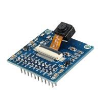 Sos 5 pcs VGA OV7670 CMOS Kamera Modul Lensa CMOS 640X480 SCCB