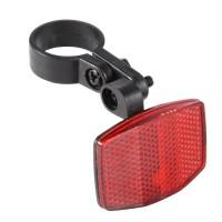 Lensa Reflektor Reflektif Depan Belakang Sepeda Plastik