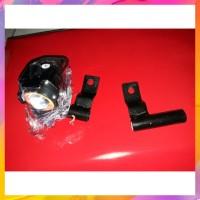 Bracket Lampu Tembak U3 Transformer Ke Spion Motor