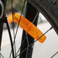 Lampu Reflektor Reflektif Untuk Jari-Jari Roda Seped