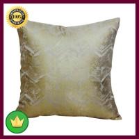 Arthome Sarung Bantal Sofa Zig Zag 44x44 Cm