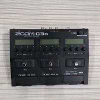 Zoom G3N Multi Effects Processor - Efek Gitar Multi Zoom G3N BARU O