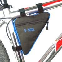 Tas Pouch Segitiga untuk Frame Depan Sepeda