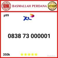 Nomor Cantik XL seri Panca 00000 0838 73 000001 prm99