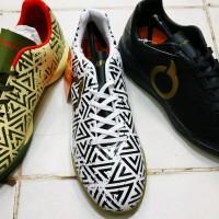 Sepatu Futsal OrtusEight Jagosala Shockwave 3 color onderdil top