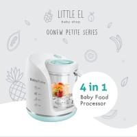 Baby puree - Oonew petite series 4 in 1 - food processor