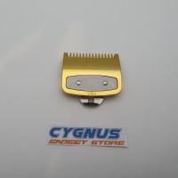 Sepatu Clipper WAHL / Attachment Comb WAHL ukuran 0.5 / 1.5mm GOLD