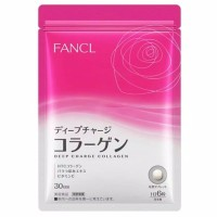 FANCL Deep Charge Collagen 180 Tablets