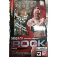 Shf WWE Superstars The Rock
