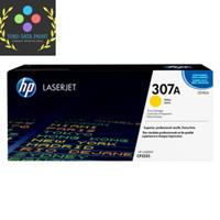 HP LaserJet 307A Yellow CE742A Original - Kuning
