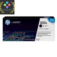 HP LaserJet 307A Black CE740A Original - Hitam
