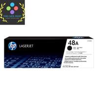 Hp Laserjet 48A Black Toner CF248A Original - Hitam