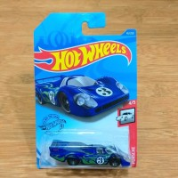 Diecast Hot Wheels Porsche 917 LH Mans Edition