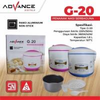 Rice cooker Magic com Advance 1.8 Liter G 20