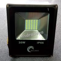Lampu Sorot 30W / Led Flood Light 30 Watt Merk Allesco