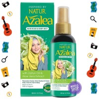 Natur AZALEA Hair Hijab & Body Mist 80ml