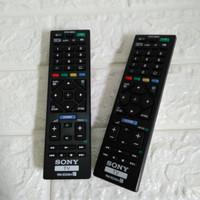 Remote TV Sony LED UHD LCD Tabung dijsmin original