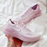 Nike Epic React Pink Womens. Premium Ori