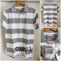 Kaos Kerah Polo GAP Original - GAP21