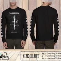 Kaos Tauhid Dakwah / Kaos Islam Terbaru / Kaos Premium