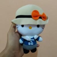 Boneka Hello Kitty Mcd Original