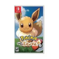Nintendo Switch Pokemon Lets Go Eevee