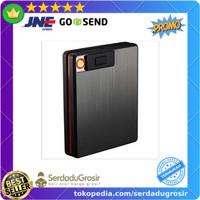 Korek Api Elektrik Bisa Dicas USB dengan Kotak Isi 20 Slot - JD-YH051