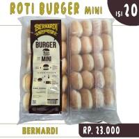bernardi mini bun / roti burger mini