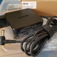 (NEW) Baru - Charger Casan Adaptor Laptop ASUS lobang besar ORIGINAL