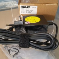 (NEW) Baru - Charger Casan Adaptor Laptop ASUS lobang kecil ORIGINAL