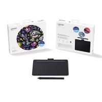 Wacom Intuos CTL4100 Drawing Pen Tablet Small Garansi Resmi unit only